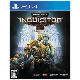 【ポイント10倍!】ウォーハンマー 40,000:Inquisitor - Martyr PS4 PLJM-16201