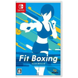 【ポイント10倍!3月29日(日)00:00〜】Fit Boxing Nintendo Switch HAC-P-ALMAA