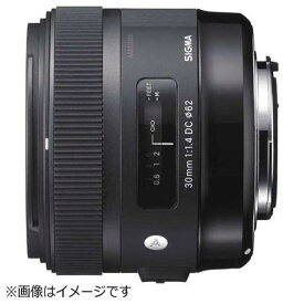 交換用レンズ SIGMA A 30mm F1.4 DC HSM(キヤノン用)