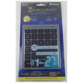 ミヨシ TENBT01MG Bluetoothテンキー メタリックグレー