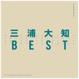 【CD】三浦大知 / BEST(DVD付)