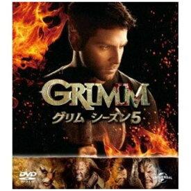 【DVD】GRIMM/グリム シーズン5 バリューパック