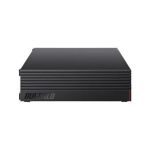 バッファロー HD-LDS2.0U3-BA USB3.1(Gen1)/USB3.0用 外付けHDD 2TB ブラック