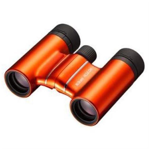 ニコン 8倍双眼鏡 「アキュロン T01(ACULON T01)」(オレンジ)