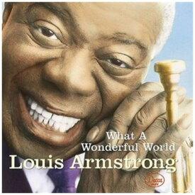 【CD】ルイ・アームストロング / この素晴らしき世界