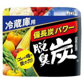 エステー 脱臭炭 冷蔵庫用 140g 【日用消耗品】