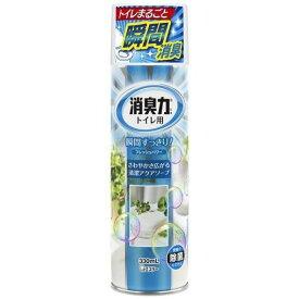 エステー トイレの消臭力スプレー アクアソープ330ml 【日用消耗品】