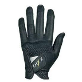 ダンロップ DUNLOP 【メンズ 左手用】ゴルフグローブ XXIO (24cm /ブラック) GGG-X012