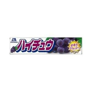 森永製菓 ハイチュウ グレープ (12粒)