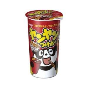 明治製菓 ヤンヤンつけボー チョコクリーム(48g)