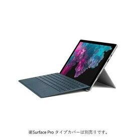 マイクロソフト KJT-00027 Surface Pro 6 i5/8GB/256GB プラチナ