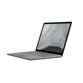 【ポイント10倍!】マイクロソフト LQL-00025 Surface Laptop 2 i5/8GB/128GB プラチナ