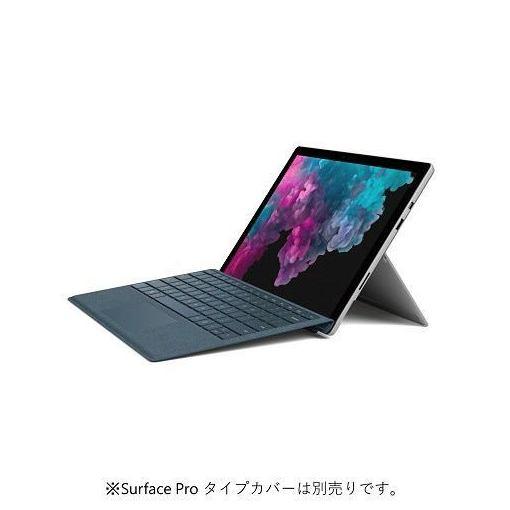 【ポイント10倍!4/22(月)20:00〜4/26(金)01:59まで】マイクロソフト LGP-00017 Surface Pro 6 i5/8GB/128GB プラチナ