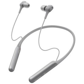 【ポイント2倍!7月19日(金)20:00〜】ソニー WI-C600NHM Bluetoothヘッドホン グレー