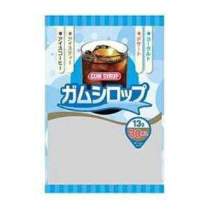 サクラ食品 ガムシロップ 13g×30個