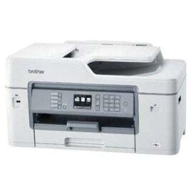 【ポイント2倍!】ブラザー MFC-J6583CDW インクジェットプリンター PRIVIO (L判〜A3)