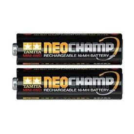 タミヤ GP.420 ニッケル水素電池ネオチャンプ(2本)(15420)