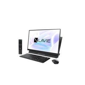 【ポイント10倍!】NEC PC-DA770MAB デスクトップパソコン LAVIE Desk All-in-one ファインブラック