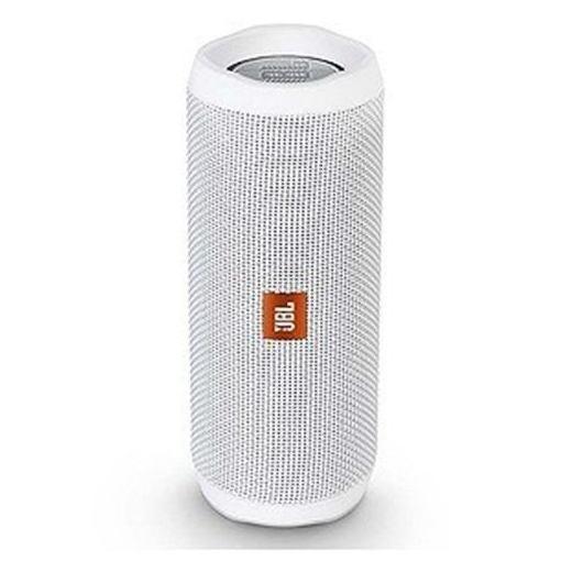 【ポイント10倍!4/22(月)20:00〜4/26(金)01:59まで】JBL JBLFLIP4WHT ウォータープルーフ対応 Bluetoothスピーカー 「JBL FLIP4(フリップ4)」 ホワイト
