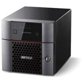 【ポイント10倍!2月20日(木)00:00〜23:59まで】バッファロー TS3210DN0202 テラステーション 小規模オフィス・SOHO向け2ドライブNAS HDD 2TB