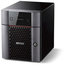 バッファロー TS3410DN1204 テラステーション 小規模オフィス・SOHO向け4ドライブNAS HDD 12TB