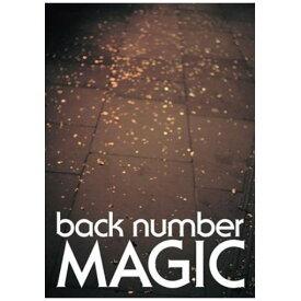<CD> back number / MAGIC(初回限定盤A)(Blu-ray Disc付)