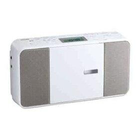 東芝 TY-C251(W) CDラジオ ホワイト