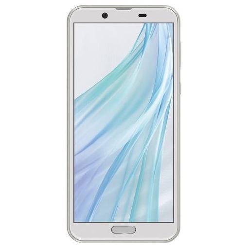シャープ SH-M08S SIMフリースマートフォン AQUOS sense2 5.5型 メモリ/ストレージ:3GB/32GB ホワイトシルバー