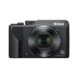 【ポイント10倍!】ニコン A1000BK コンパクトデジタルカメラ COOLPIX(クールピクス) ブラック