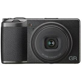 【ポイント10倍!3月30日(月)23:59まで】リコー GR III コンパクトデジタルカメラ