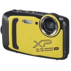 【ポイント2倍!】富士フイルム FFX-XP140Y XP140 コンパクトデジタルカメラ FinePix(ファインピックス) イエロー