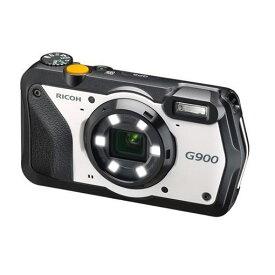 デジタルカメラ リコ— RICOH コンパクトデジタルカメラ G900 防水 防塵 耐衝撃 デジカメ コンパクト
