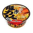 【ポイント10倍!】東洋水産 マルちゃん 黒い豚カレーうどん カップ 87g