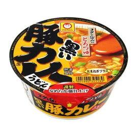 東洋水産 マルちゃん 黒い豚カレーうどん カップ 87g
