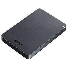 バッファロー HD-PGF1.0U3-BKA ポータブルHDD ブラック 1TB