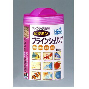 キョーリン ひかりFD ビタミン ブラインシュリンプ 12g