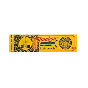 トンボ鉛筆 8900-HB ダースエンピツ8900HB