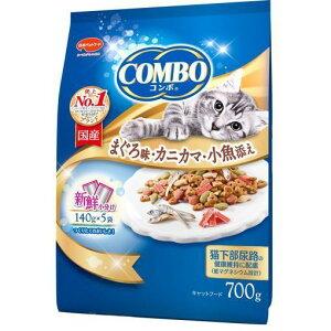 日本ペットフード コンボ キャット マグロ味・カニカマブレンド 700g