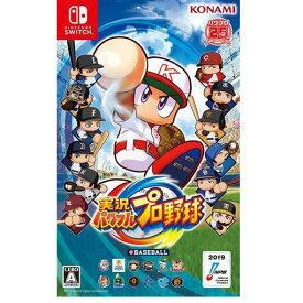 【ポイント10倍!】実況パワフルプロ野球 Nintendo Switch版 RL002-J1