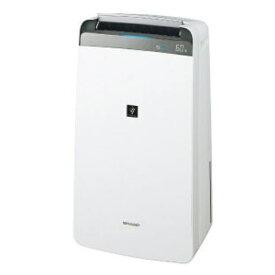 シャープ CV-J180-W 衣類乾燥除湿機 ホワイト系 [木造23畳まで /鉄筋45畳まで /コンプレッサー方式]