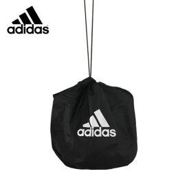 【ポイント10倍!11月15日(金)00:00〜23:59まで】アディダス サッカー ボールバッグ 新型ボールネット ABN01BK adidas
