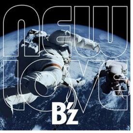 【CD】 B'z / NEW LOVE(通常盤)