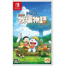 ドラえもん のび太の牧場物語 Nintendo Switch HAC-P-AR3SA
