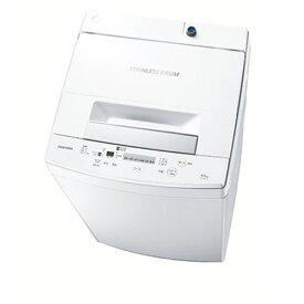 【ポイント10倍!9月20日(金)00:00〜23:59まで】東芝 AW-45M7-W 全自動洗濯機 (洗濯4.5kg) ピュアホワイト