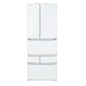 東芝 GR-R550FZ(UW) VEGETA(ベジータ) 6ドア冷蔵庫(551L・フレンチドア) クリアグレインホワイト