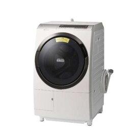 【ポイント10倍!】【無料長期保証】日立 BD-SX110CL-N ドラム式洗濯乾燥機 (洗濯11kg・左開き) ロゼシャンパン