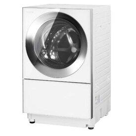 【ポイント10倍!6月18日(火)9:59まで】パナソニック NA-VG1300R-S ななめドラム式洗濯乾燥機 「Cuble(キューブル)」 (洗濯10.0kg /乾燥5.0kg・右開き) シルバーステンレス