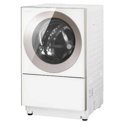 【ポイント10倍!5月25日(土)0:00〜5月28日(火)9:59まで】パナソニック NA-VG1300L-P ななめドラム式洗濯乾燥機 「Cuble(キューブル)」 (洗濯10.0kg /乾燥5.0kg・左開き) ピンクゴールド