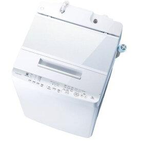 【ポイント10倍!6月18日(火)9:59まで】【無料長期保証】東芝 AW-9SD7(W) 全自動洗濯機 (9.0kg) 「ZABOON(ザブーン)」 グランホワイト