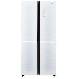 【無料長期保証】ハイアール JR-NF468A-W 4ドア冷蔵庫 (468L・フレンチドア)ホワイト